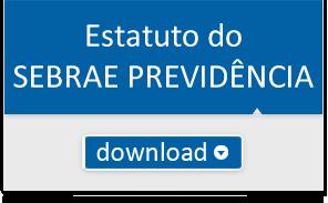 estatuto SEBRAE PREVIDÊNCIA