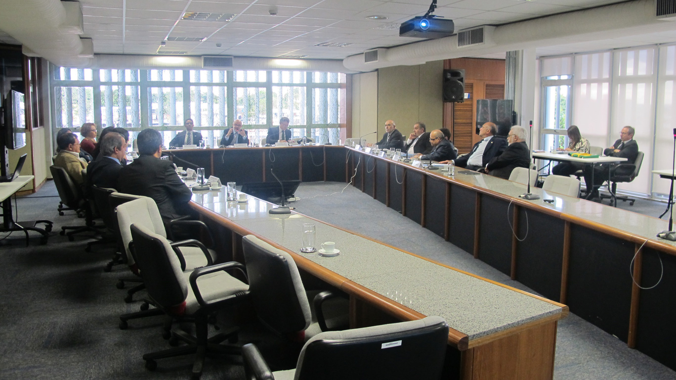 reuniaocdnoticia Conselho Deliberativo realiza reunião