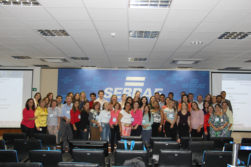 notgr Instituto realiza IX Oficina de Gestores do Plano SEBRAEPREV