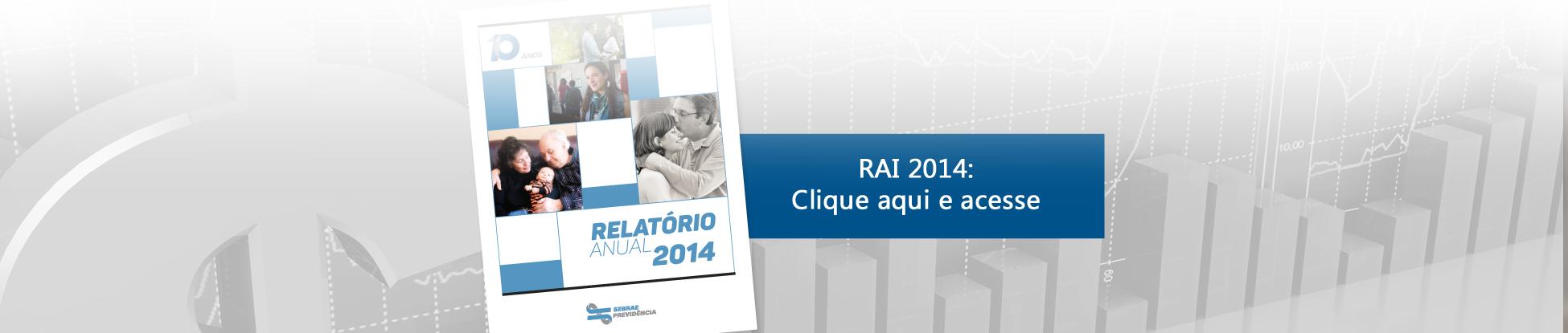 Relatório Anual de Informações 2014