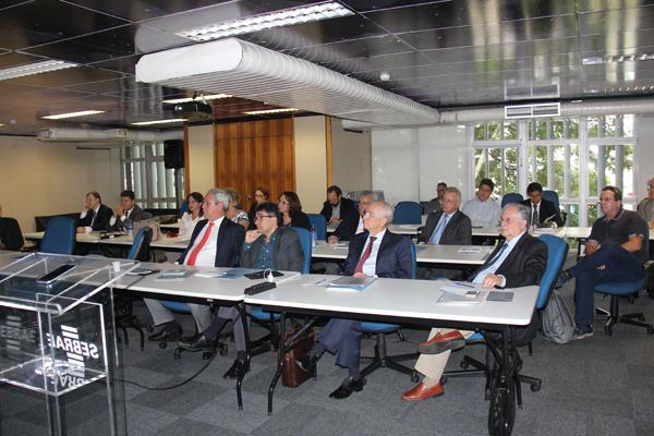 fotoencontro II Encontro de Trabalho reúne conselheiros