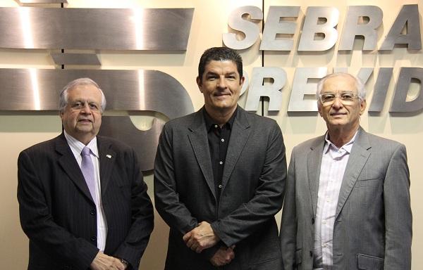 tio edi Diretor Vinicius Lages visita SEBRAE PREVIDÊNCIA