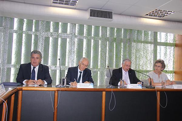 foto cd1 Presidente Evandro Nascimento reúne Conselho Deliberativo para última reunião do ano