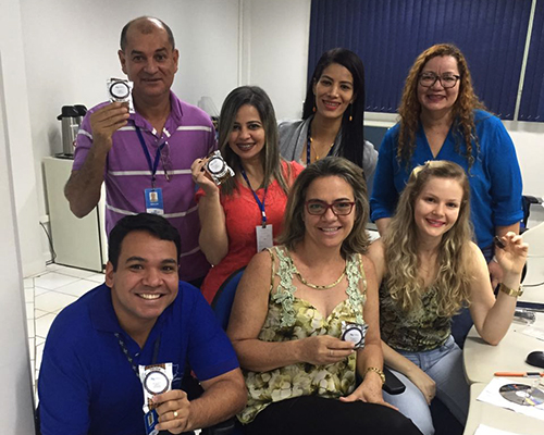 foto planejar sebraeRO Colaboradores do SEBRAE/RO reunidos para as ações do Planejar