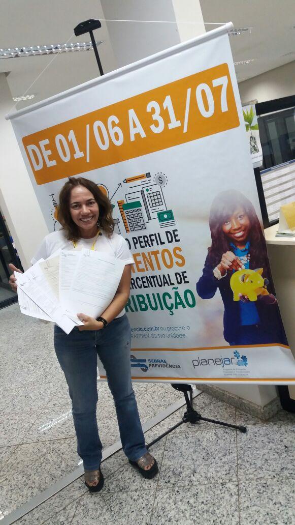 Plantao completa Sebrae/MS na campanha de alteração de perfil e percentual de contribuição