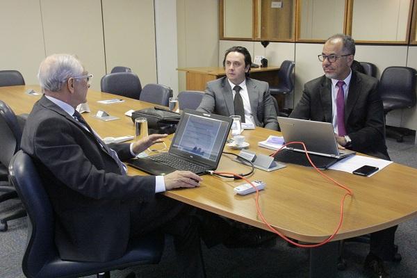 IMG 9077 Representantes da Fundação LIBERTAS conhecem estrutura do SEBRAE PREVIDÊNCIA