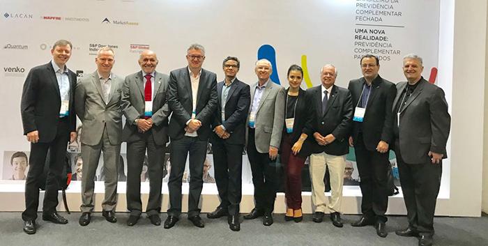 imagem Sebrae Previdência no 38º Congresso Brasileiro da Previdência Complementar Fechada