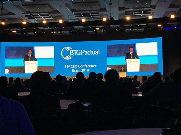 IMG 7270 SEBRAE PREVIDÊNCIA participa da 19ª edição do CEO Conference