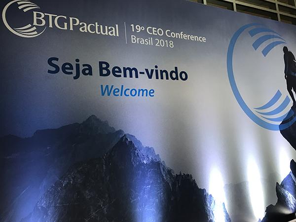 IMG 7288 SEBRAE PREVIDÊNCIA participa da 19ª edição do CEO Conference